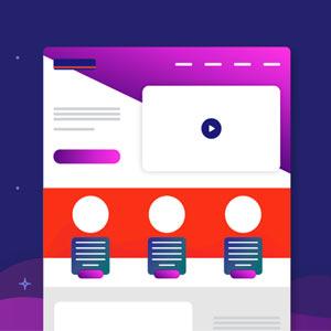 Создание сайтов Одесса Лендинг пейдж - заказать лендинг или заказать сайт
