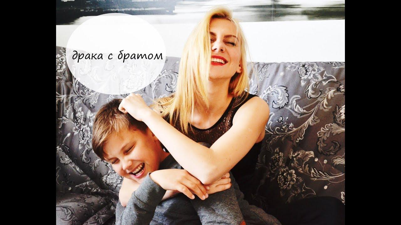 брат и сестра мололетки остались дома одни