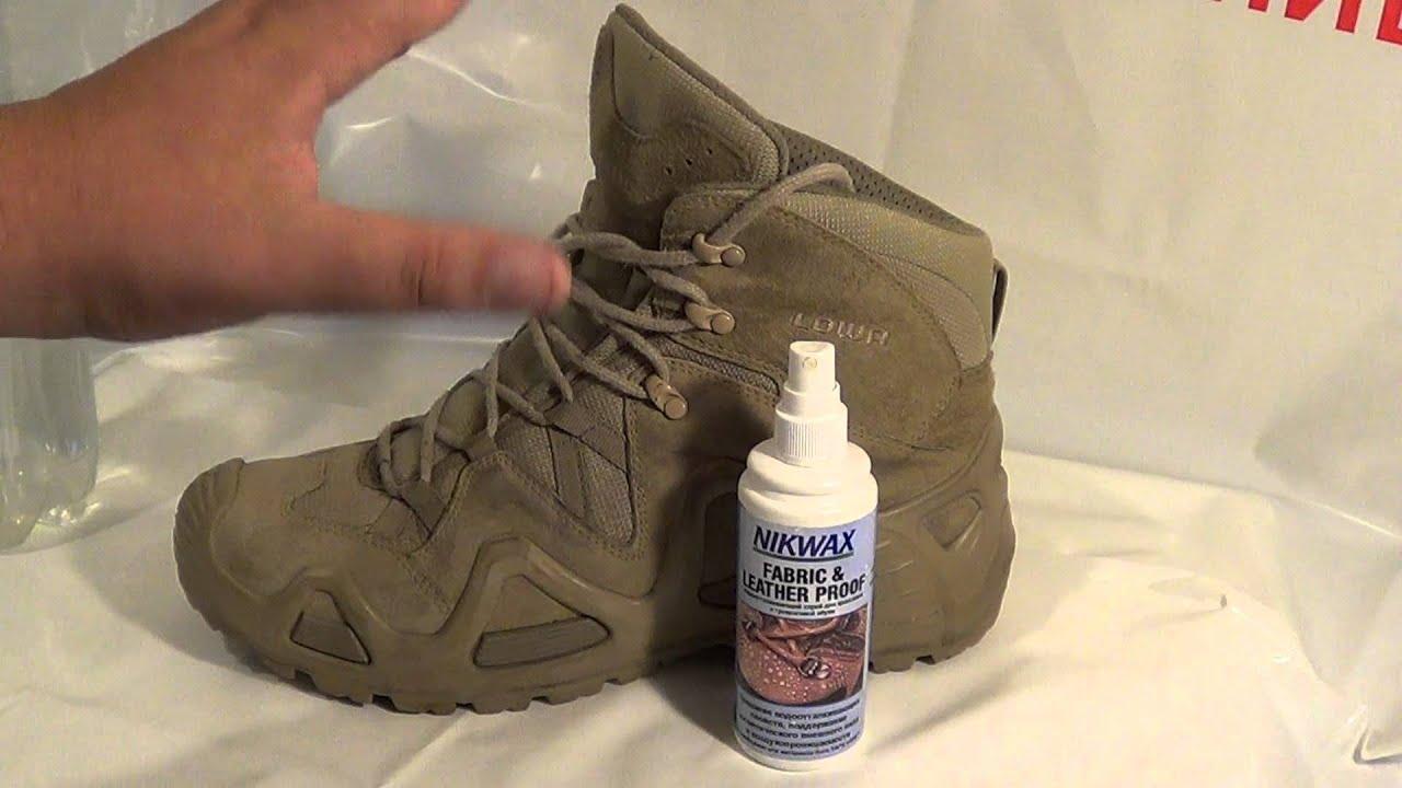 Водоотталкивающий крем для обуви своими руками