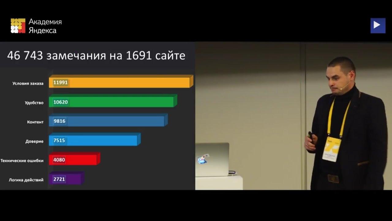 Создание сайтов Сайты глазами тех для кого они создаются - Денис Нарижныи