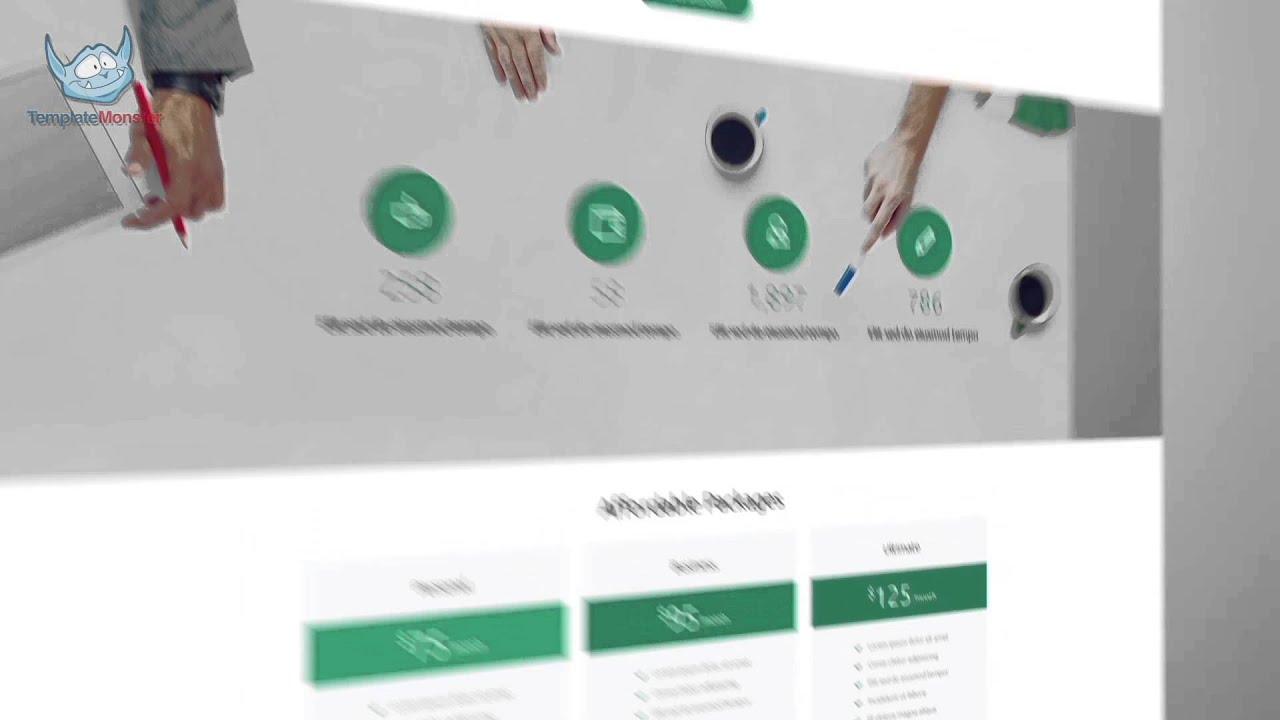 Создание сайтов Создание сайта на Джумла - с шаблоном от это проще простого