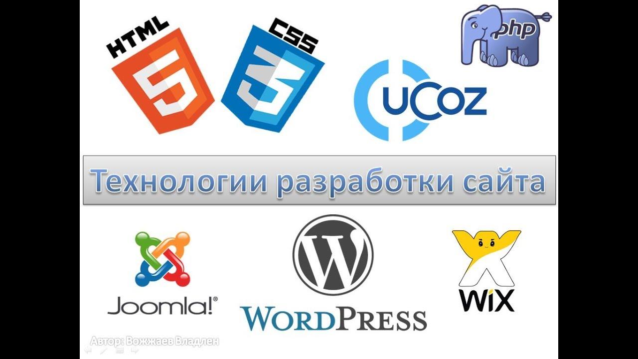 Создание сайтов Как создать сайт способы создания сайта