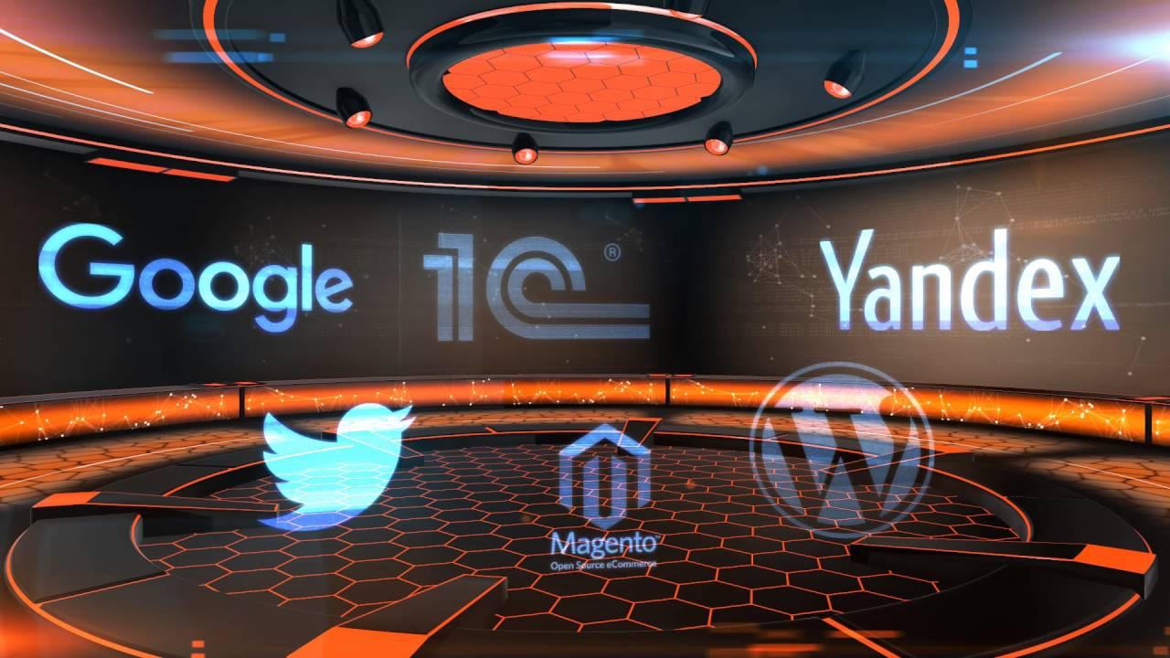 Создание сайтов Создание сайтов: Рекламный ролик веб-студии