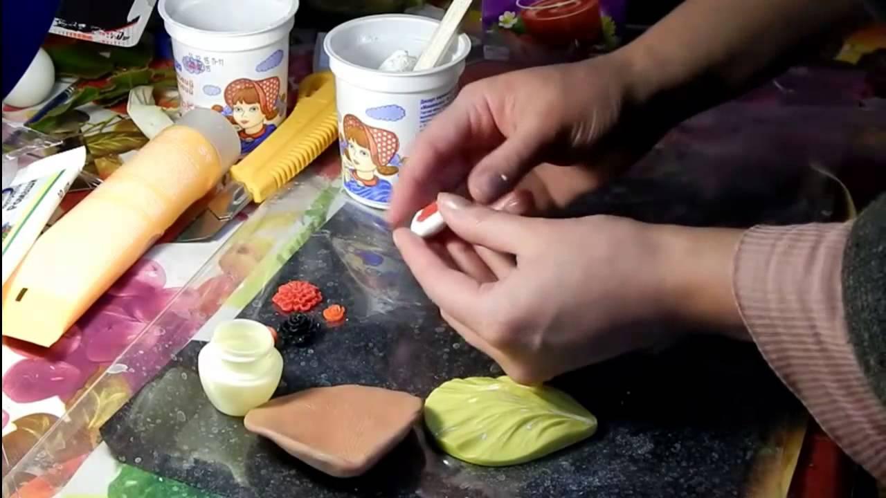 Молды из силикона своими руками