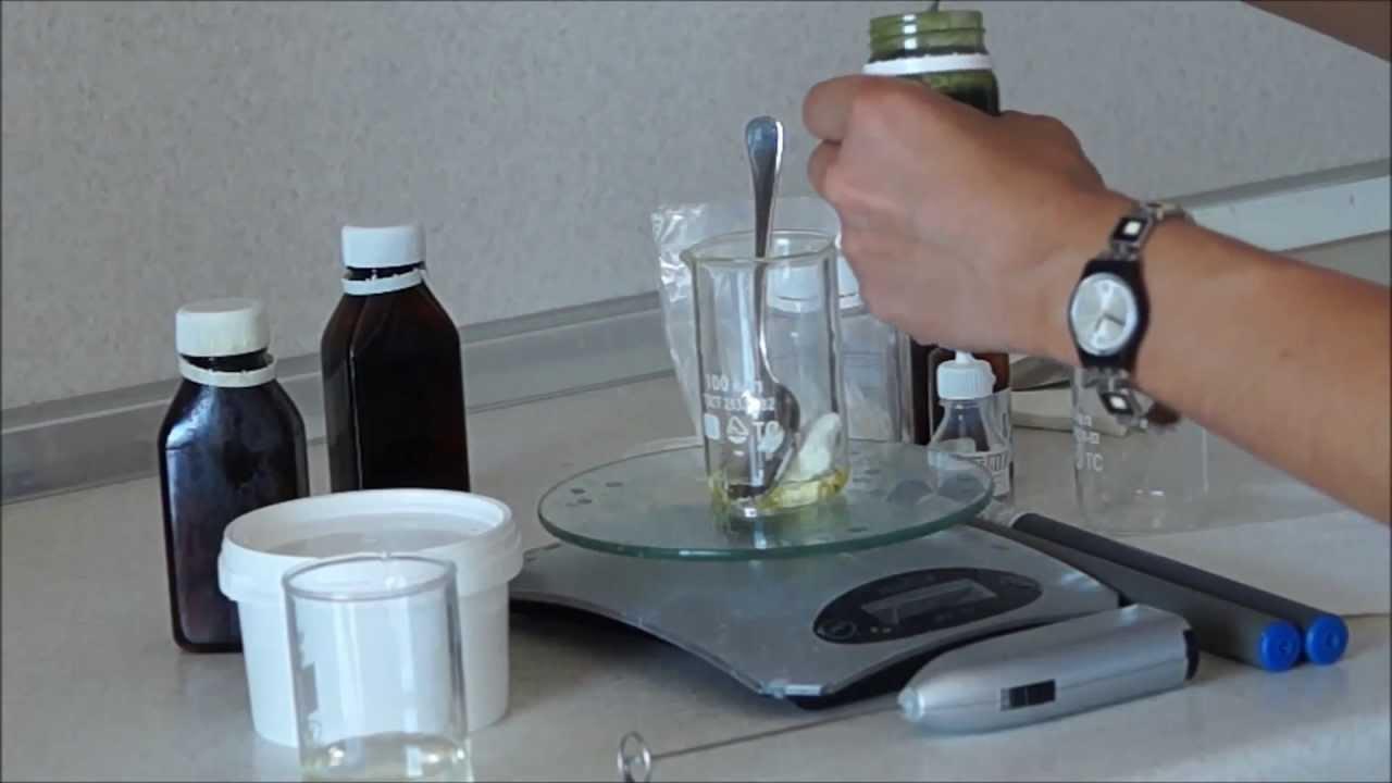 Рецепт крема своими руками с фото