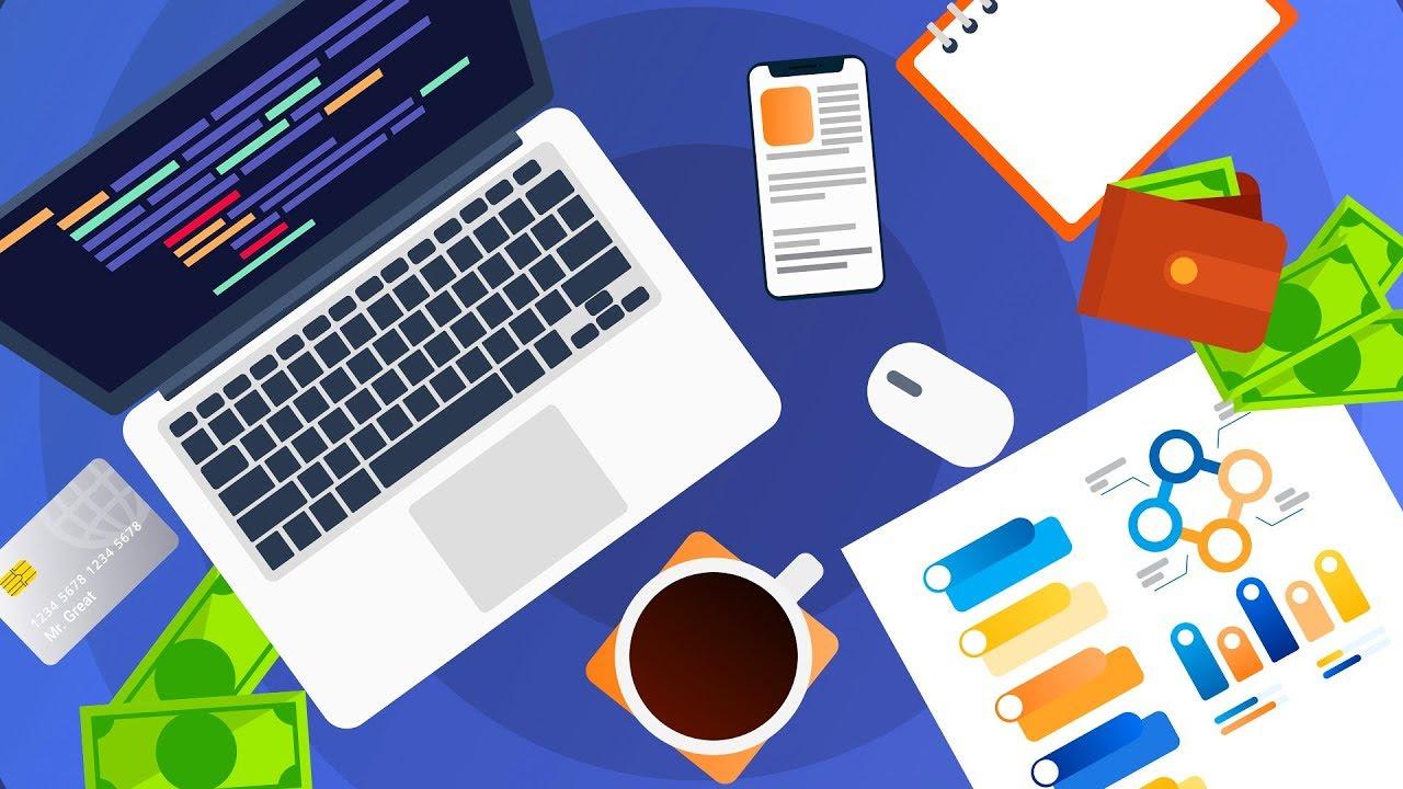 Создание сайтов Веб-разработка - создание персонального сайта