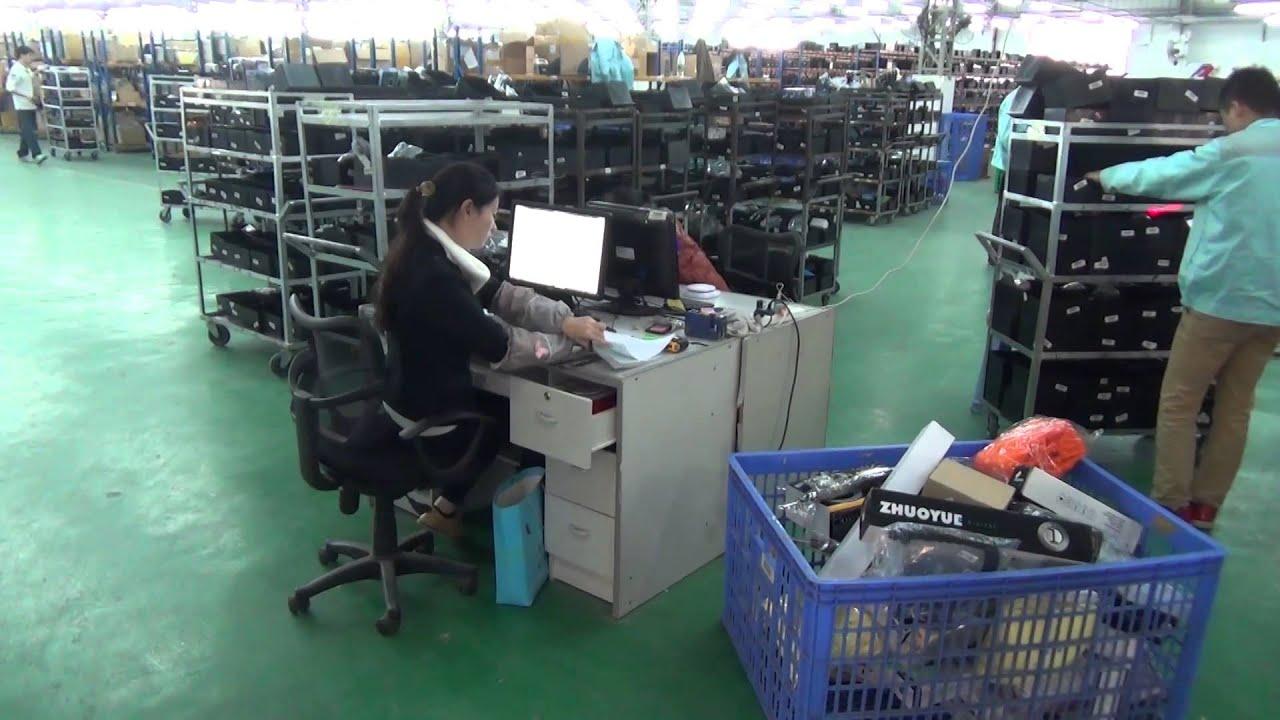 Интернет-магазин изнутри