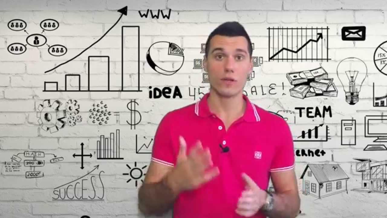 шага к созданию первого интернет бизнеса