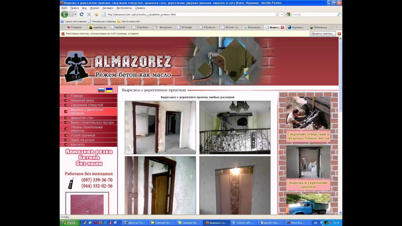 Какие бывают сайты Типы сайтов