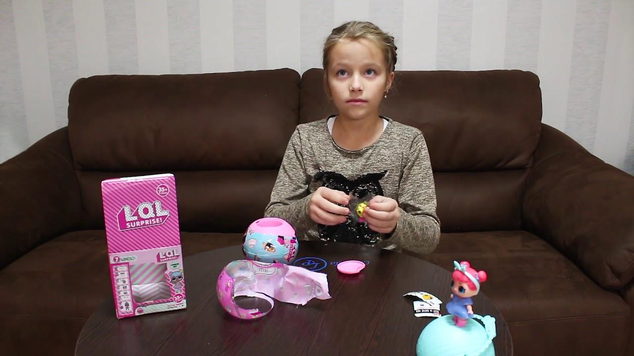 Кукла сюрприз Обзор Куклы от интернет-магазина