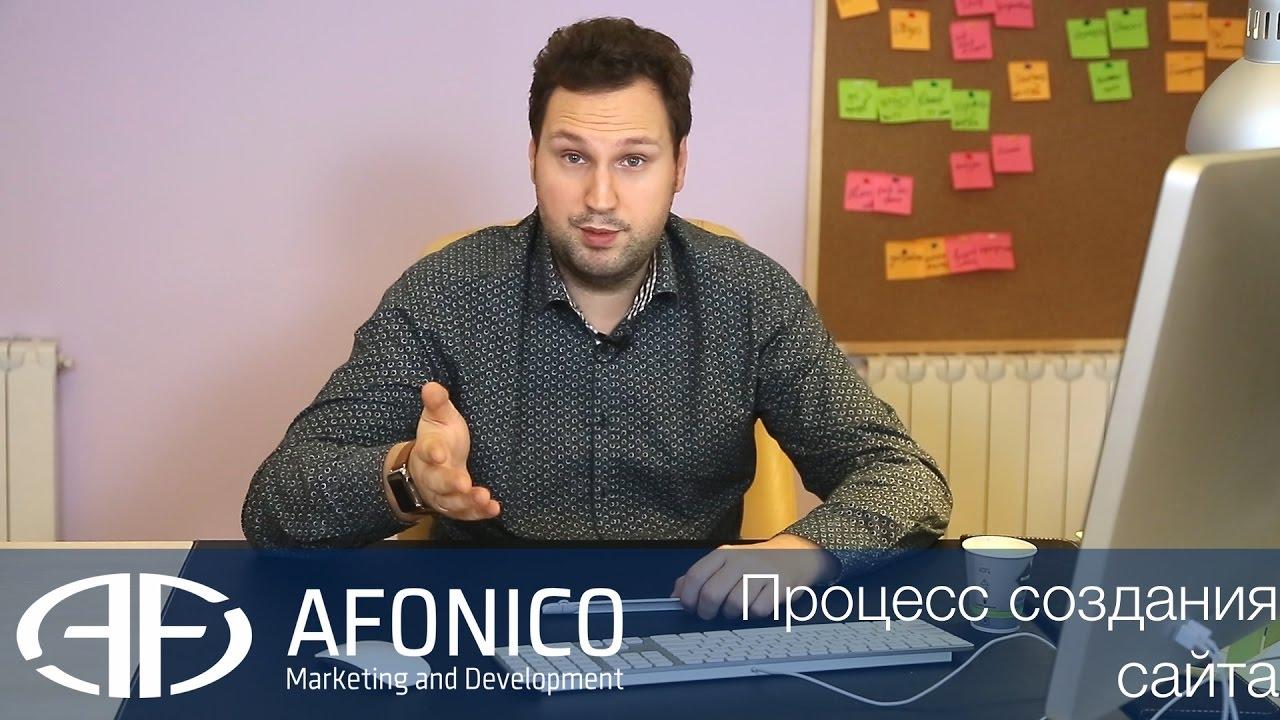 Процесс создания сайтов Как создается сайт Самому или заказать у компании Видео -